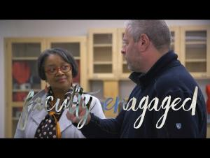 Faculty engaged video still